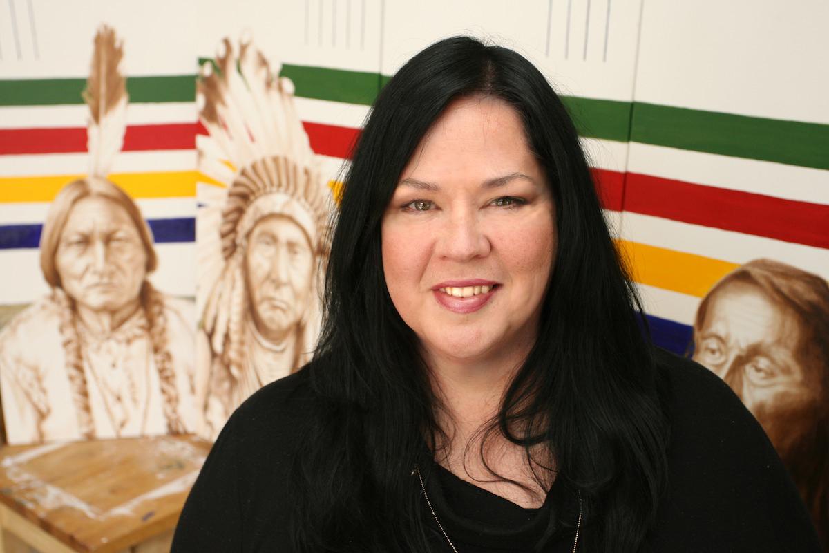 Janice Tanton Bio Shot