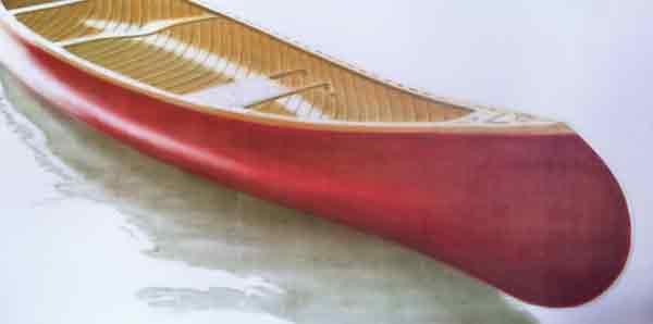 Red Canoe #10 (Work In Progress)