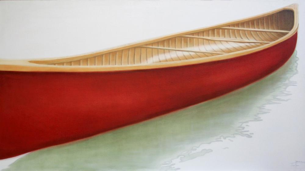 Kashagawigamog - Red Canoe