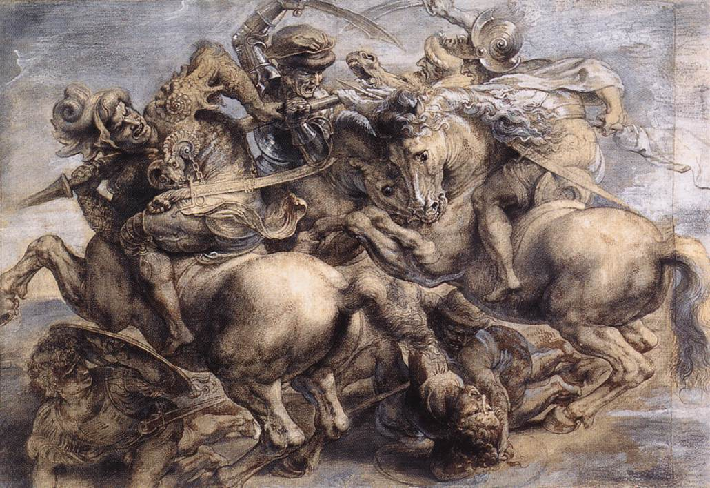 Da Vinci - Battle
