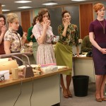 Mad Men Secretarial Pool
