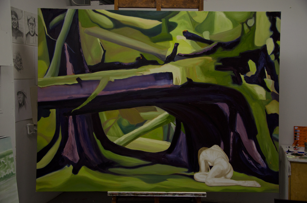 Work In Progress - Haida Gwaii