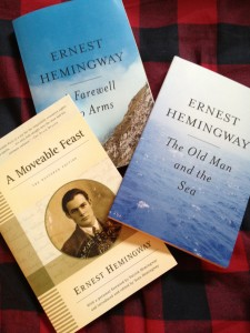 Papa's Reads - Ernest Hemingway