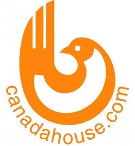 Canada House Logo