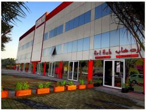Art Hub Facility - Abu Dhabi, UAE