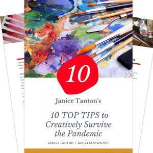 Janice Tanton's Guide To Creatively Surviving The Pandemic