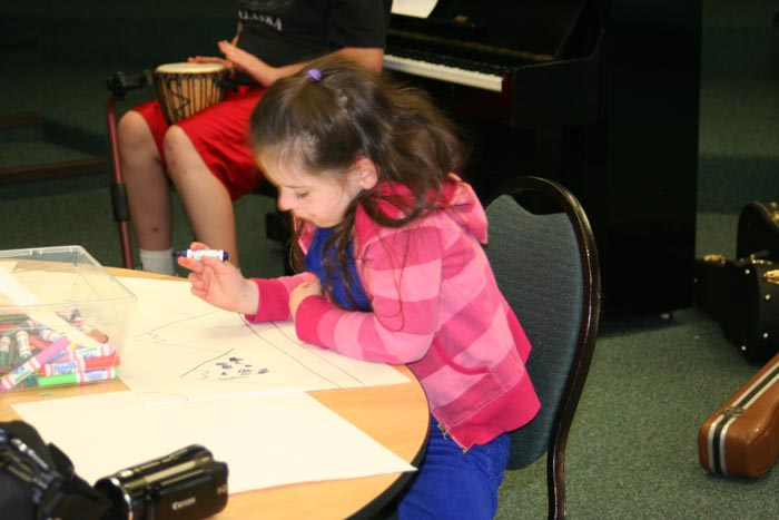 Grace Drawing