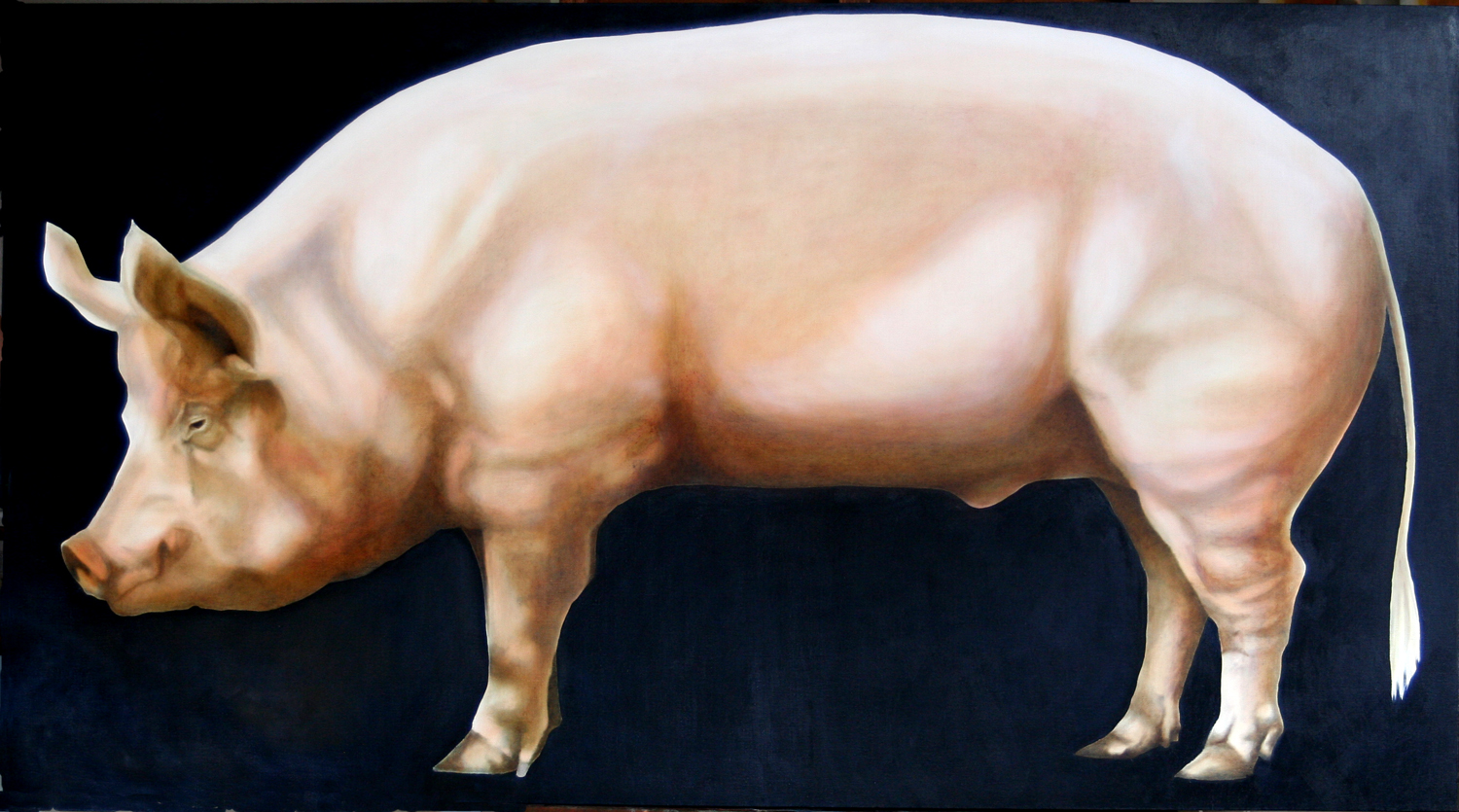 BP:: Big Pig - The Hog of The Forsaken