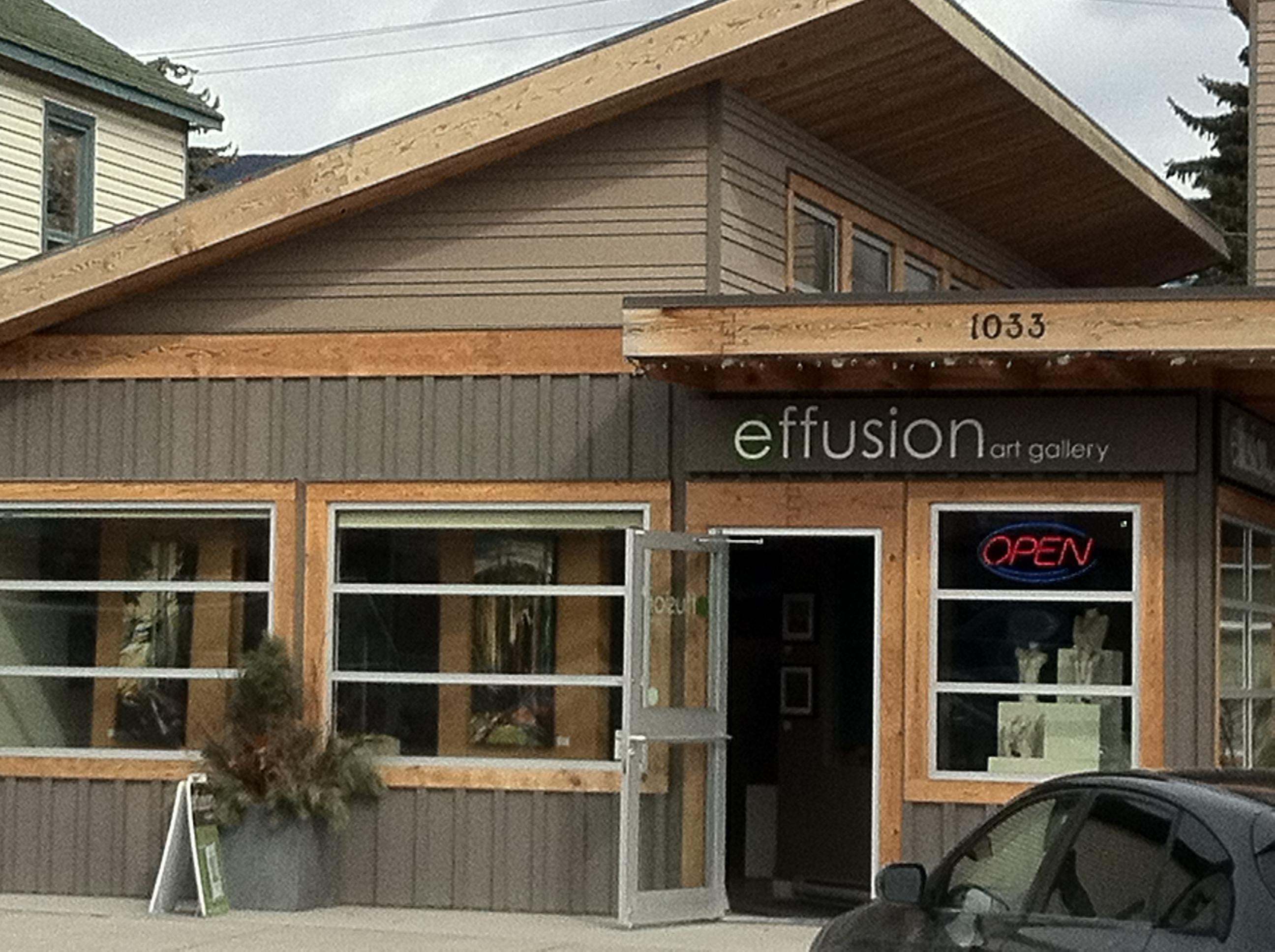 Effusion Gallery