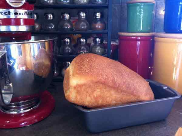Janice's fresh bread