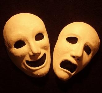 The Comedy and Tragedy of Masking Your True Self