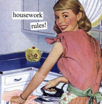 Housework RULES
