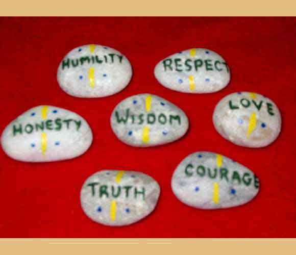 The Seven Grandfather Teachings