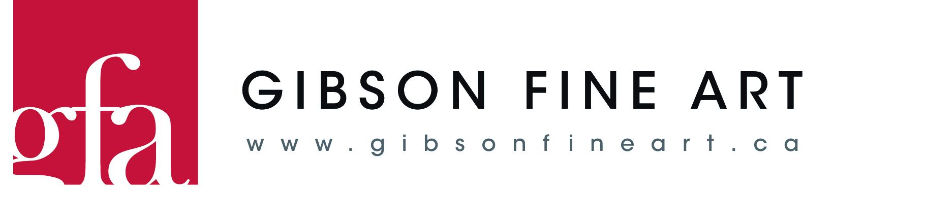 Gibson Fine Art Logo