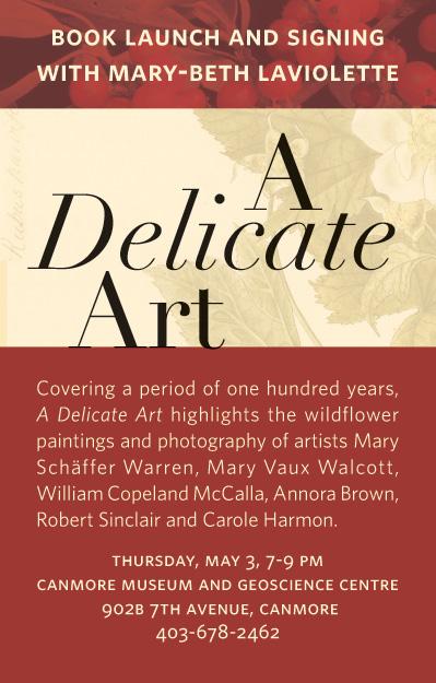 A Delicate Art - Mary-Beth Laviolette