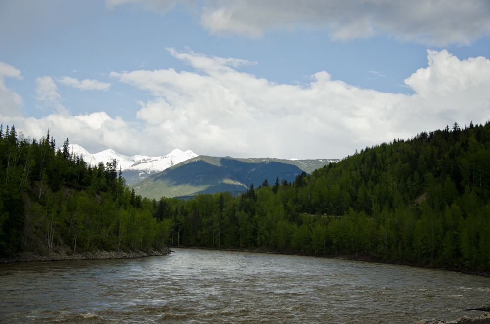 The Skeena River