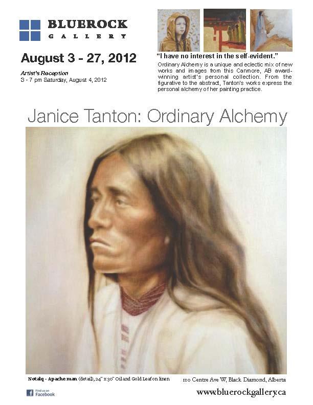 Ordinary Alchemy - Janice Tanton