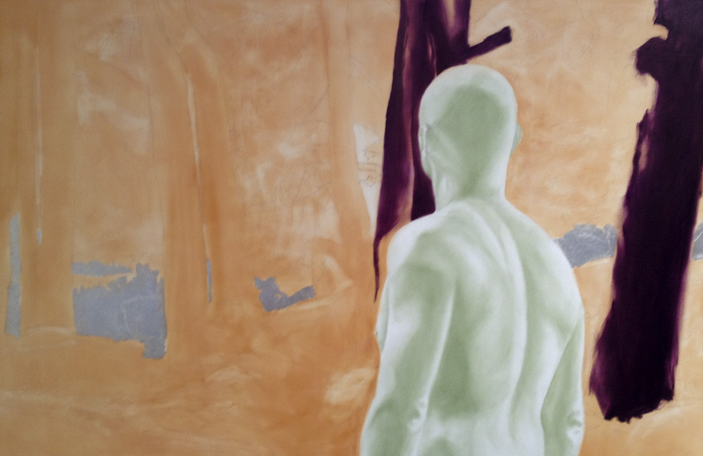 Second Level Underpainting - Step 1