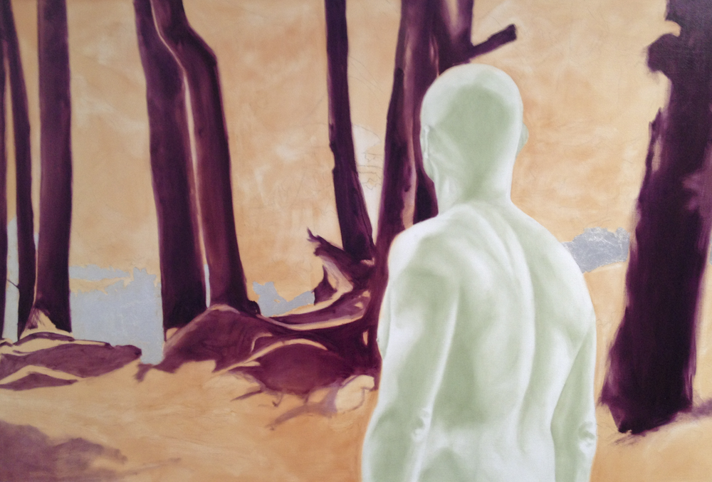 Second Level Underpainting - Step 2