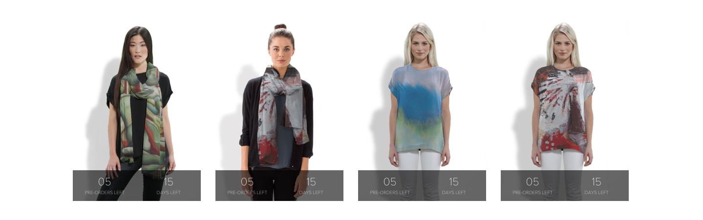 Janice Tanton Designs on VIDA